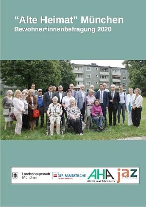 Titelblatt Forschungsbericht